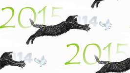 Happy New Year 2015 to All Cat Lovers